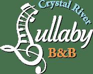 Crystal River Lullaby B&B Logo